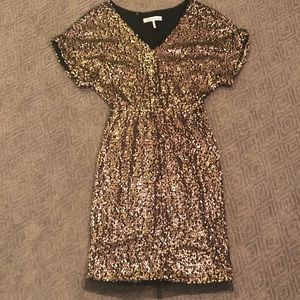 French Connection Sequin Stunner